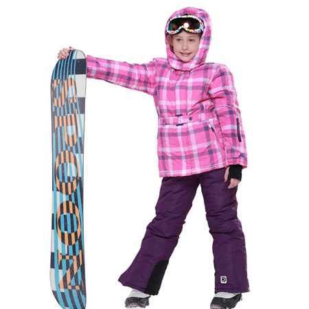 Kids Ski or Snowboard Hire & Clothing Rental