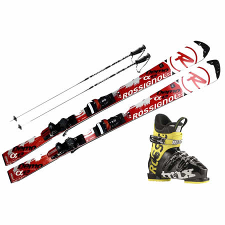 Ski Boots & Poles Hire - Monster Sports Jindabyne